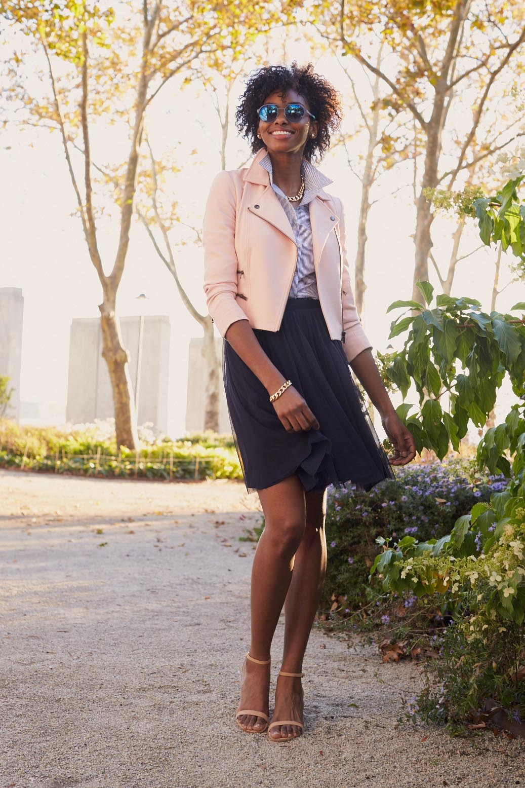 Tanger Outlets_Blush Jacket