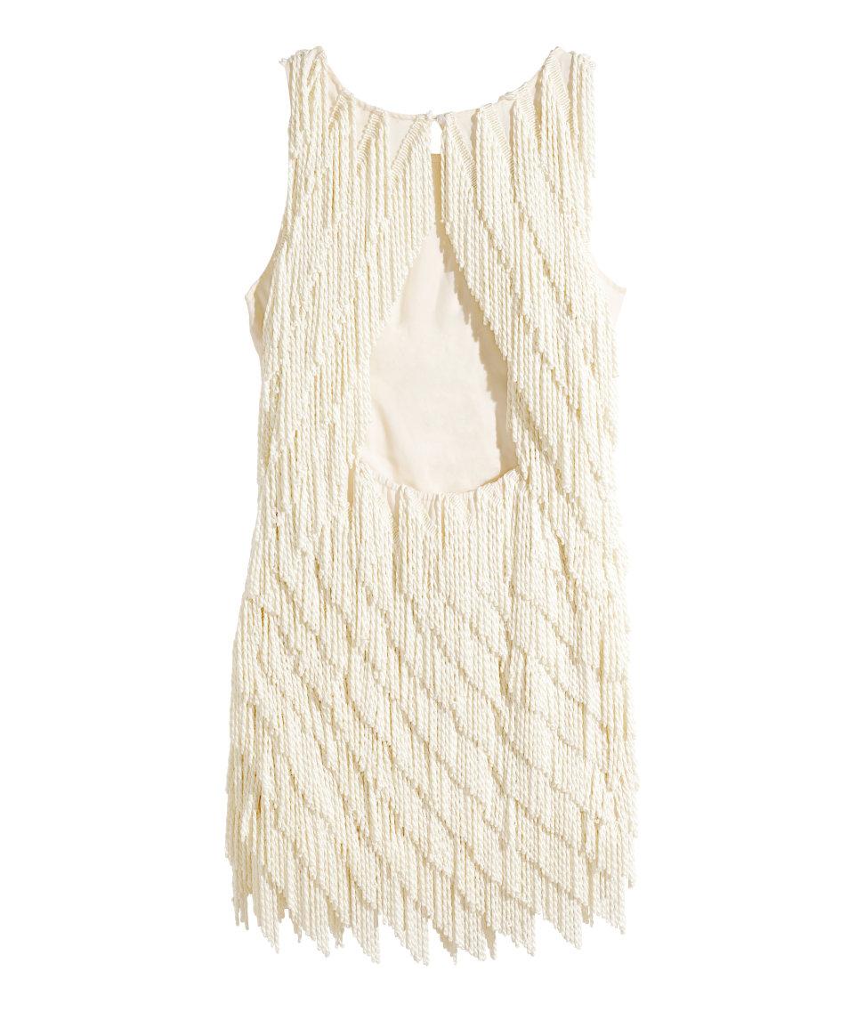 Tanger Outlets_Fringe Dress Back