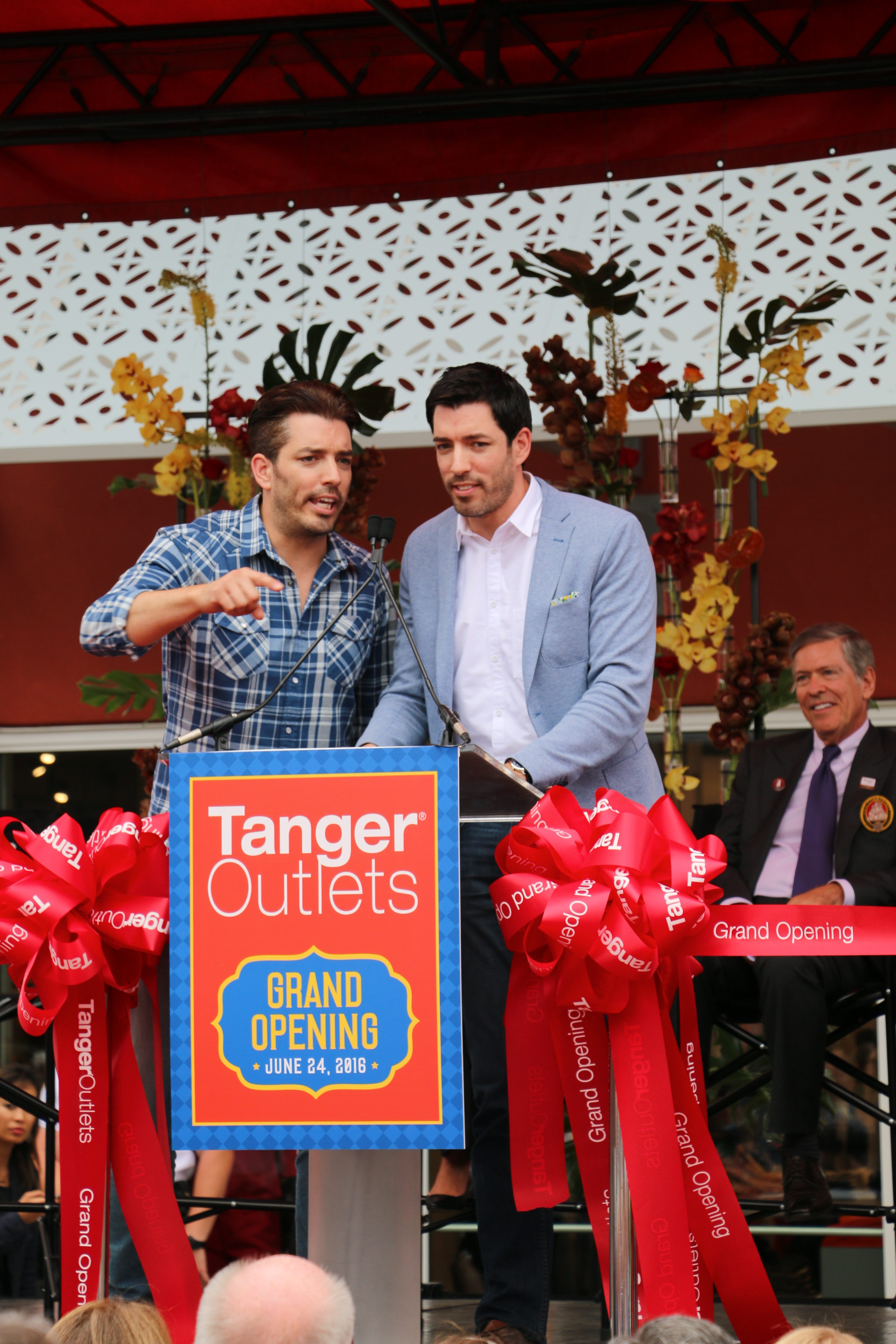 The Property Brother_Tanger Outlets