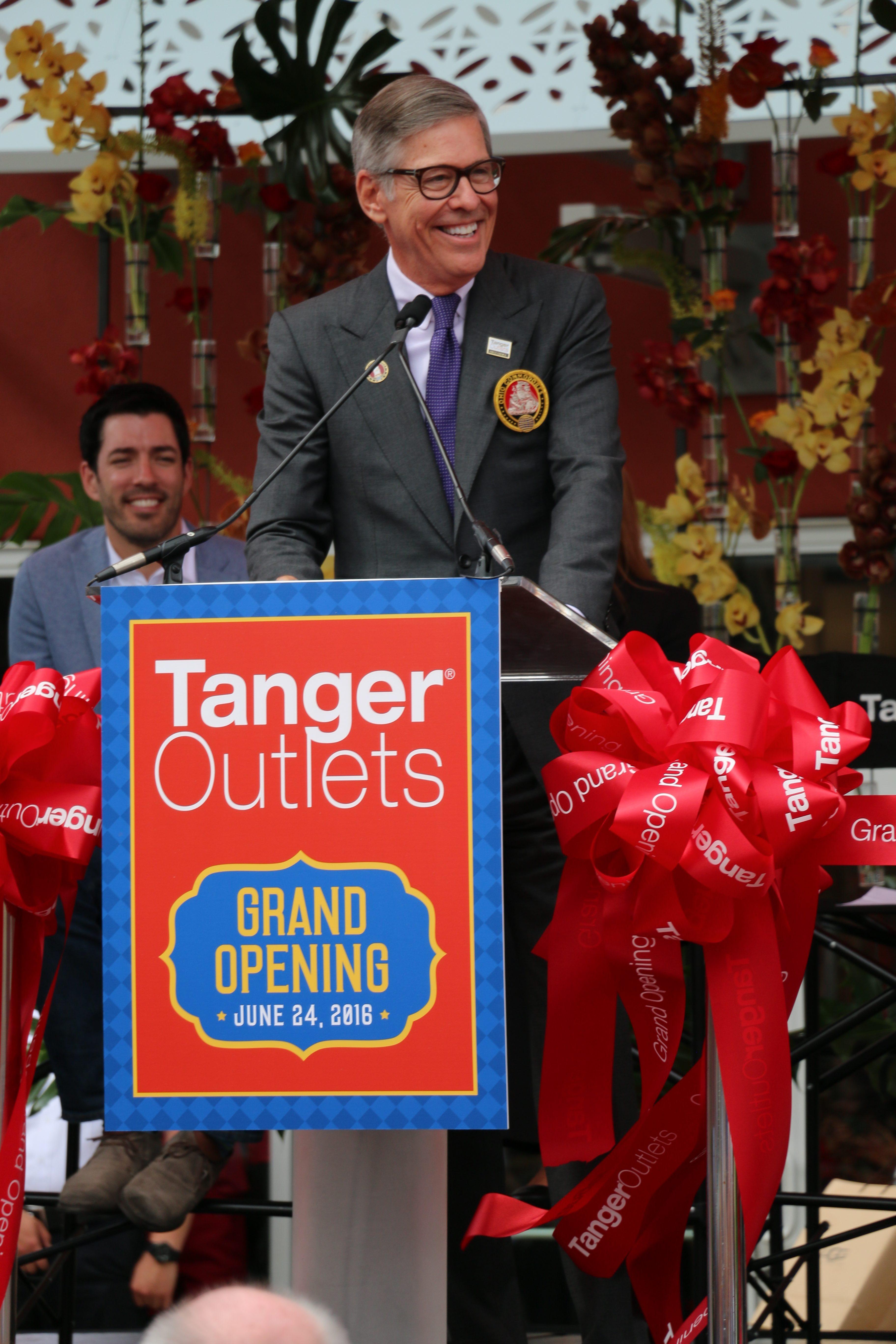Steve Tanger